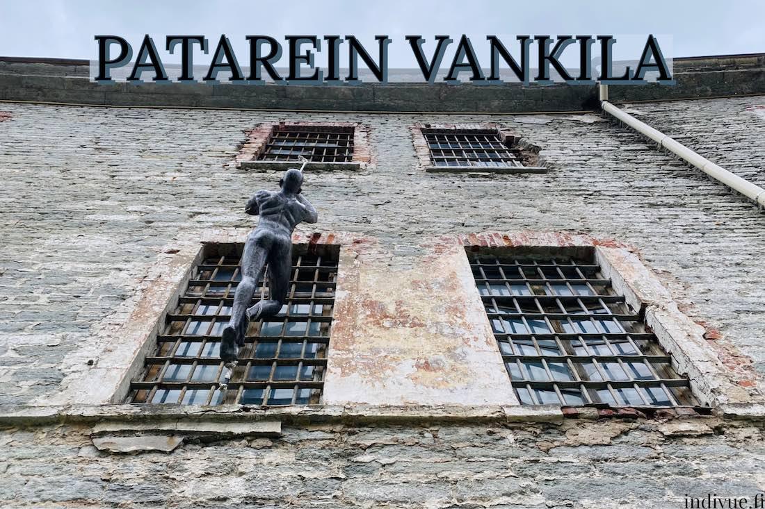 Patarein vankila Tallinnassa